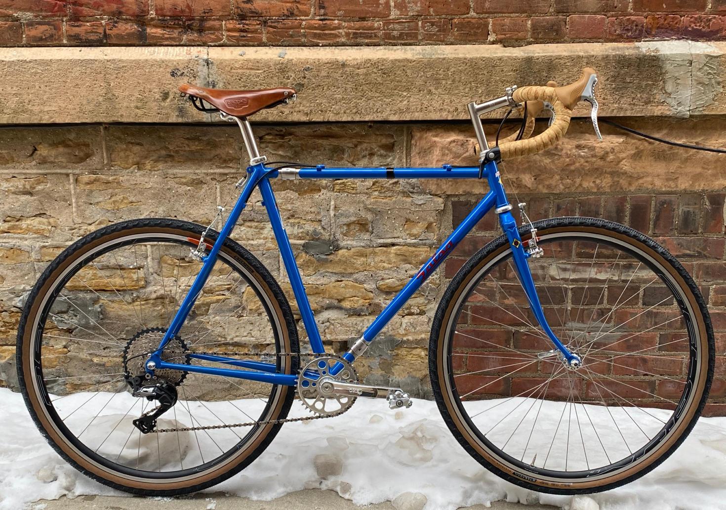 full bike build