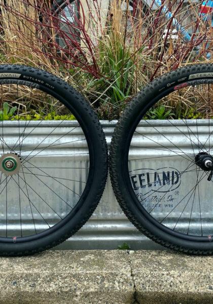 Potts wheel pair
